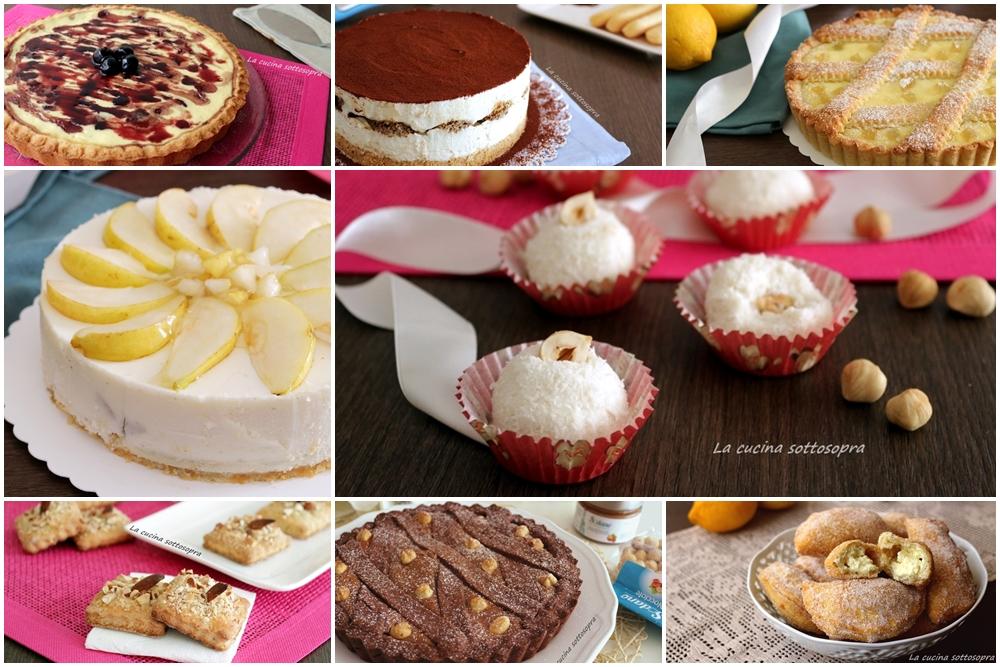 Ricette di dolci facili con la ricotta le migliori 20 for Ricette facili dolci