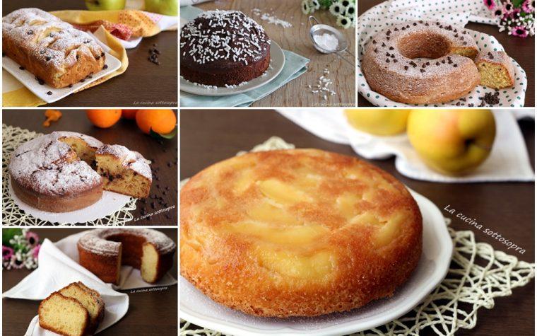 La cucina sottosopra - La cucina di sara torte ...