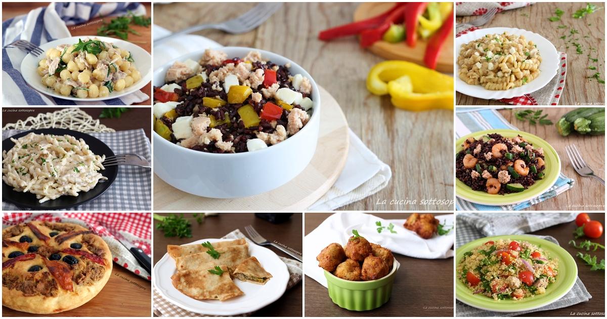 Ricette facili con il tonno raccolta di ricette la for Ricette facili cucina