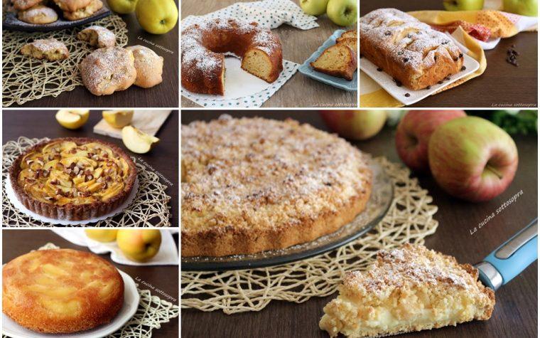 Ricette di dolci con le mele – raccolta di ricette