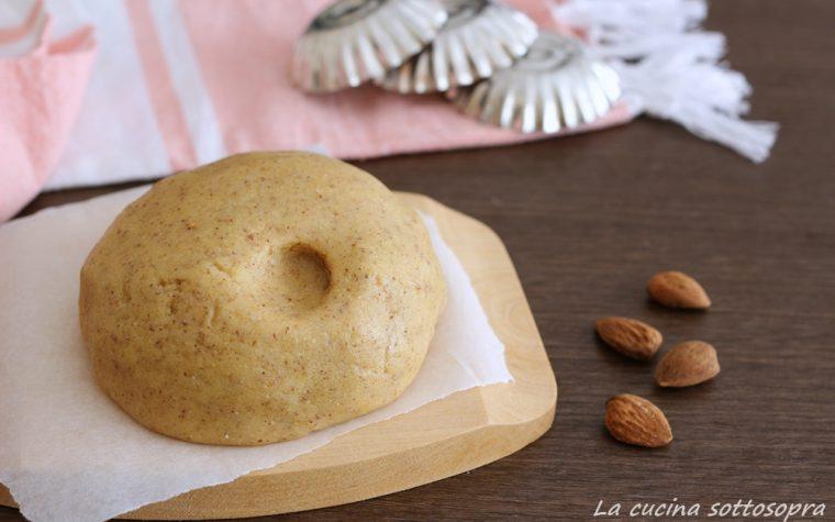 Pasta frolla senza glutine e lattosio con Bimby e senza