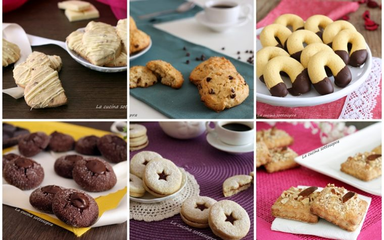 Ricette biscotti facili da preparare