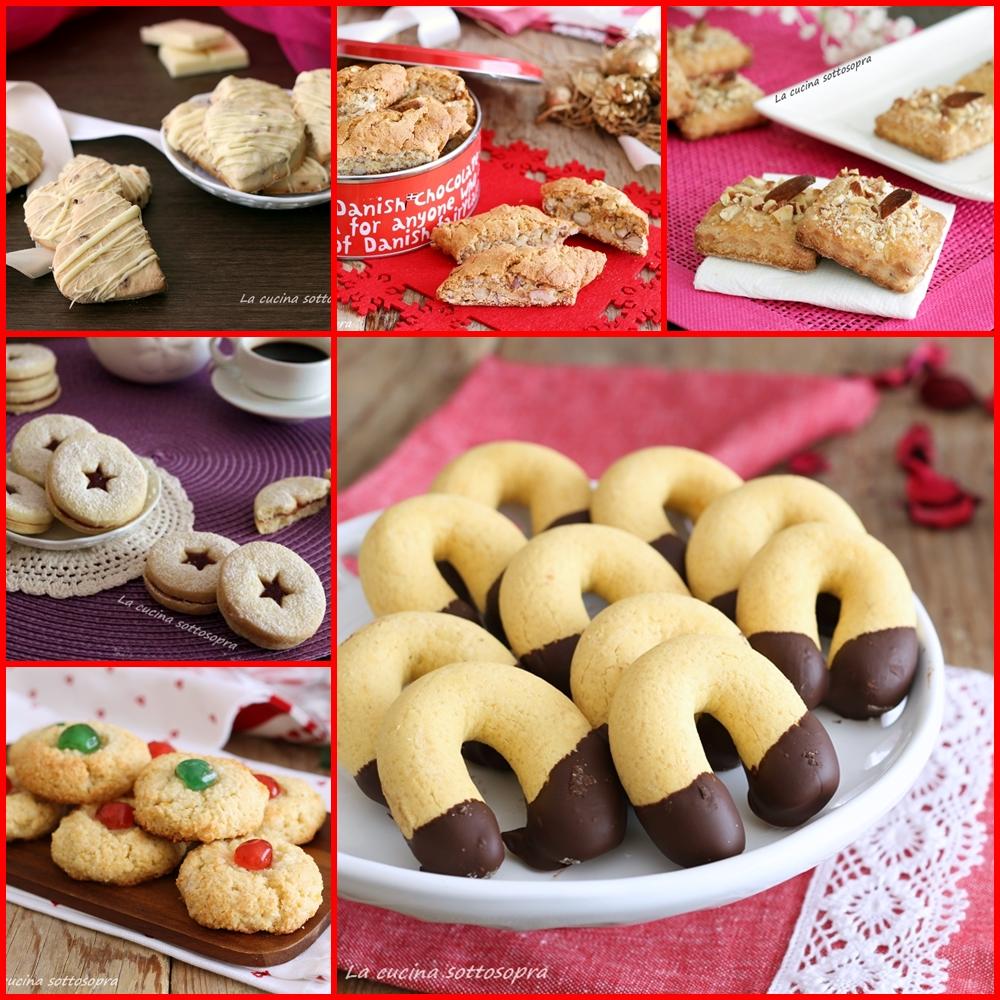 Ricette di biscotti e dolcetti facili raccolta di for Ricette cucina facili