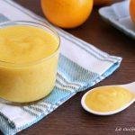 Crema all'arancia senza latte e glutine con Bimby e senza