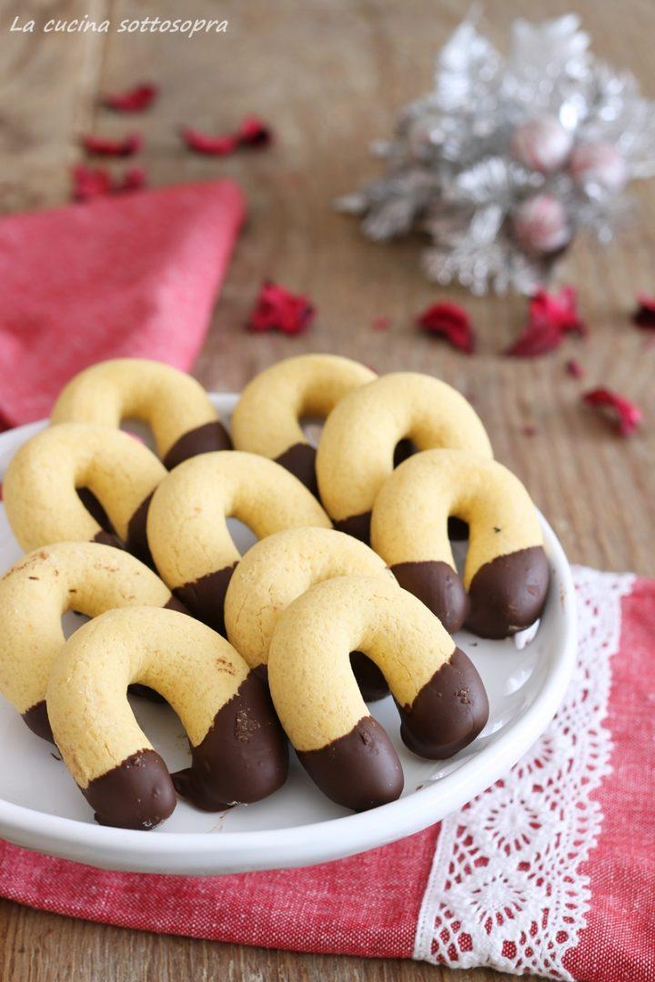 biscotti ferri di cavallo