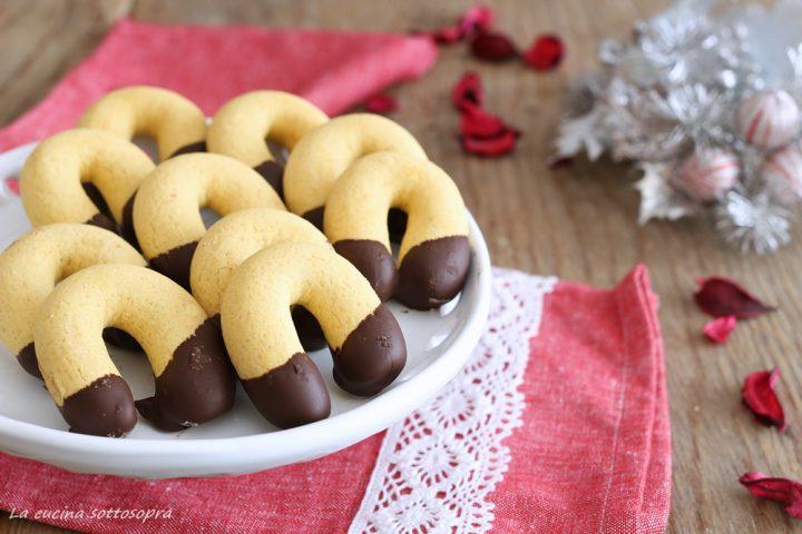 biscotti ferri di cavallo come in pasticceria
