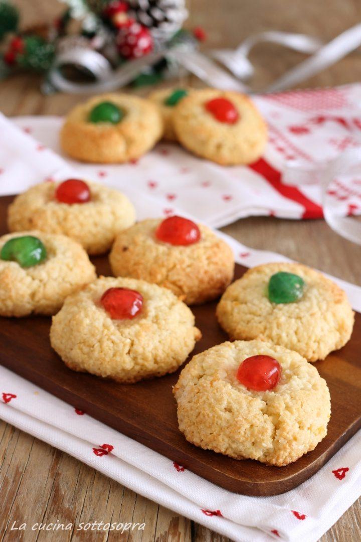 dolcetti di natale alle mandorle ricetta natalizia