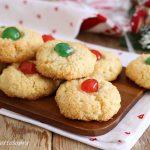 Dolcetti di Natale alle mandorle o paste reali - con e senza Bimby