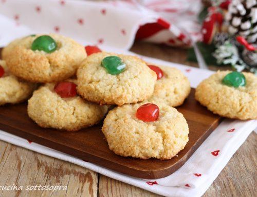 Dolcetti di Natale alle mandorle o paste reali – con e senza Bimby