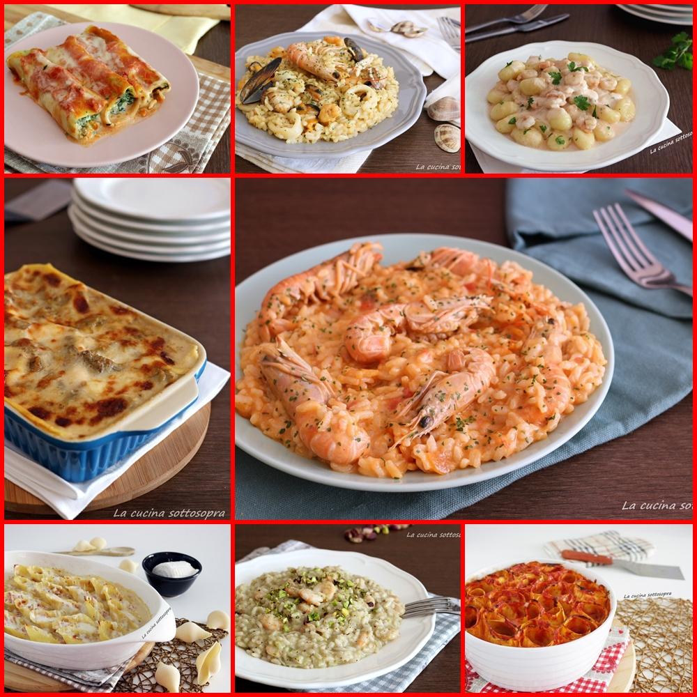 Ricette di primi piatti per le feste natalizie la cucina for Ricette per primi piatti