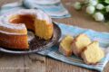 Ciambella dei 10 minuti al succo di frutta - senza lattosio