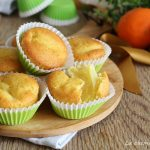 Muffin melarancia senza lattosio - ricetta veloce