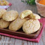 Biscotti inzupposi agli agrumi velocissimi - senza latte e burro