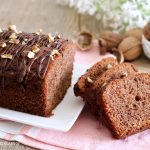 Plumcake cioccolato e noci con Bimby e senza Bimby - senza lattosio