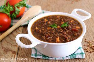 lenticchie in umido ricetta classica