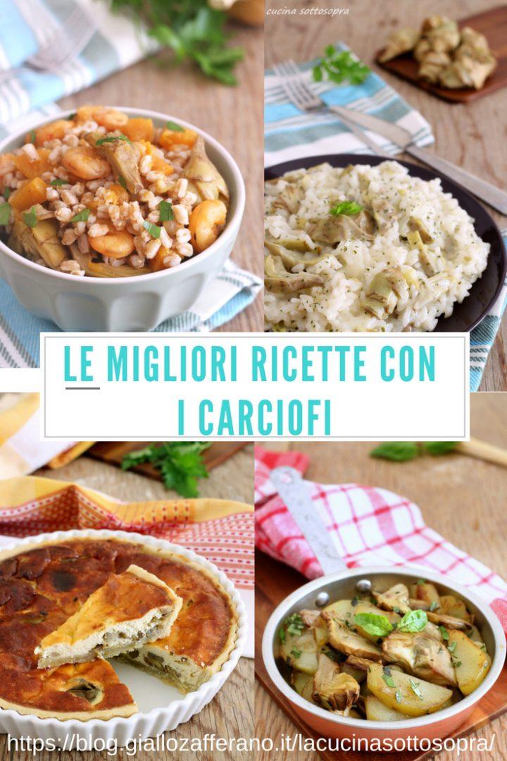 ricette con i carciofi - le migliori ricette del web!
