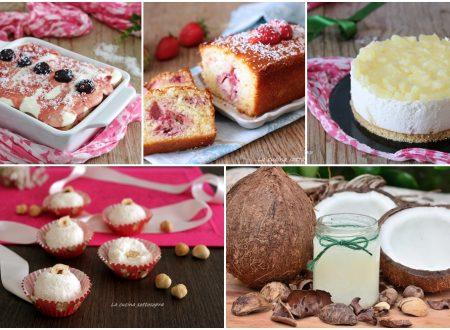 Ricette di dolci con il cocco – Top 10 delle migliori ricette