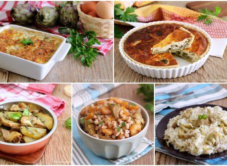 Ricette con i carciofi – Le migliori ricette
