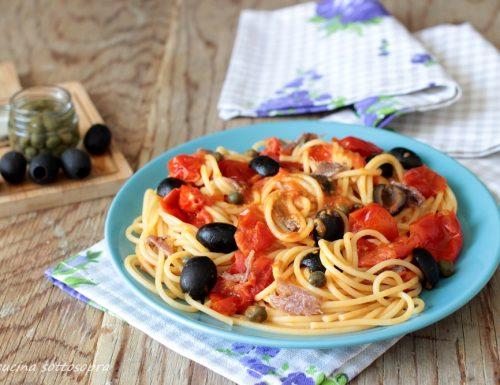 Spaghetti alla san Giuannidd – ricetta tipica pugliese