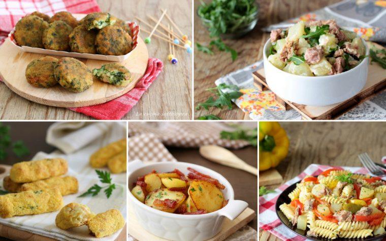 Ricette veloci con le patate – raccolta di ricette facili