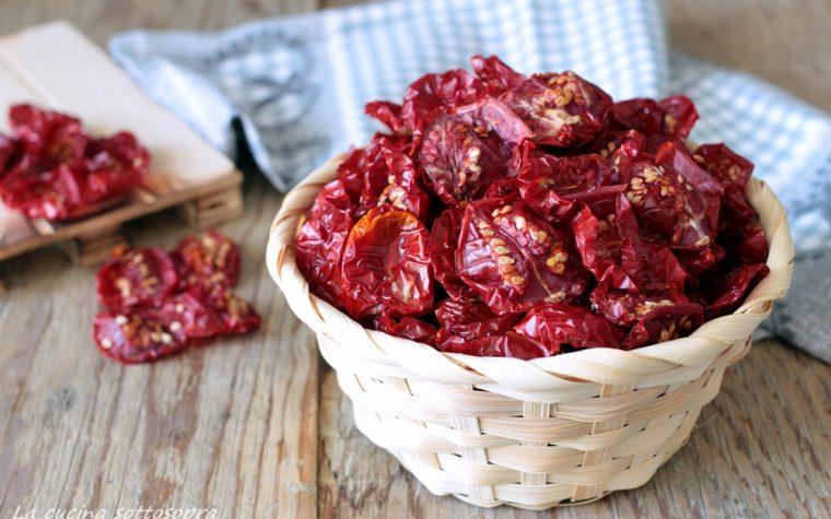 Come essiccare i pomodori