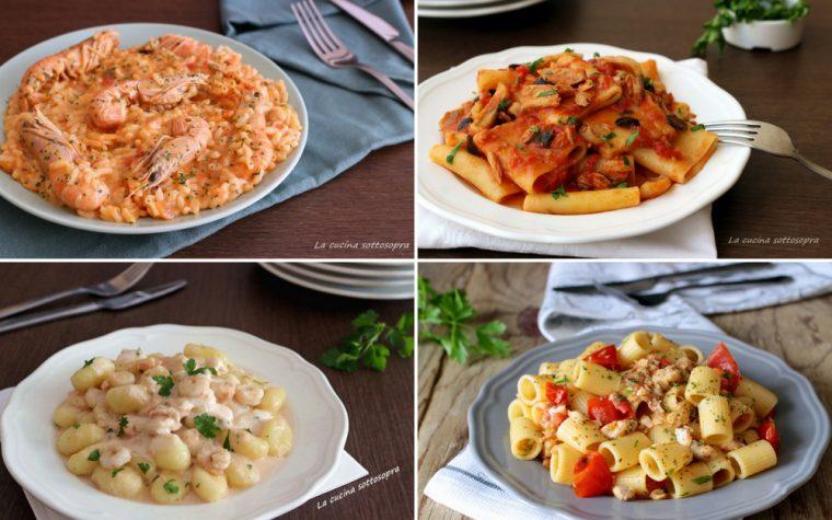 Primi piatti di pesce – raccolta di ricette per tutte le occasioni