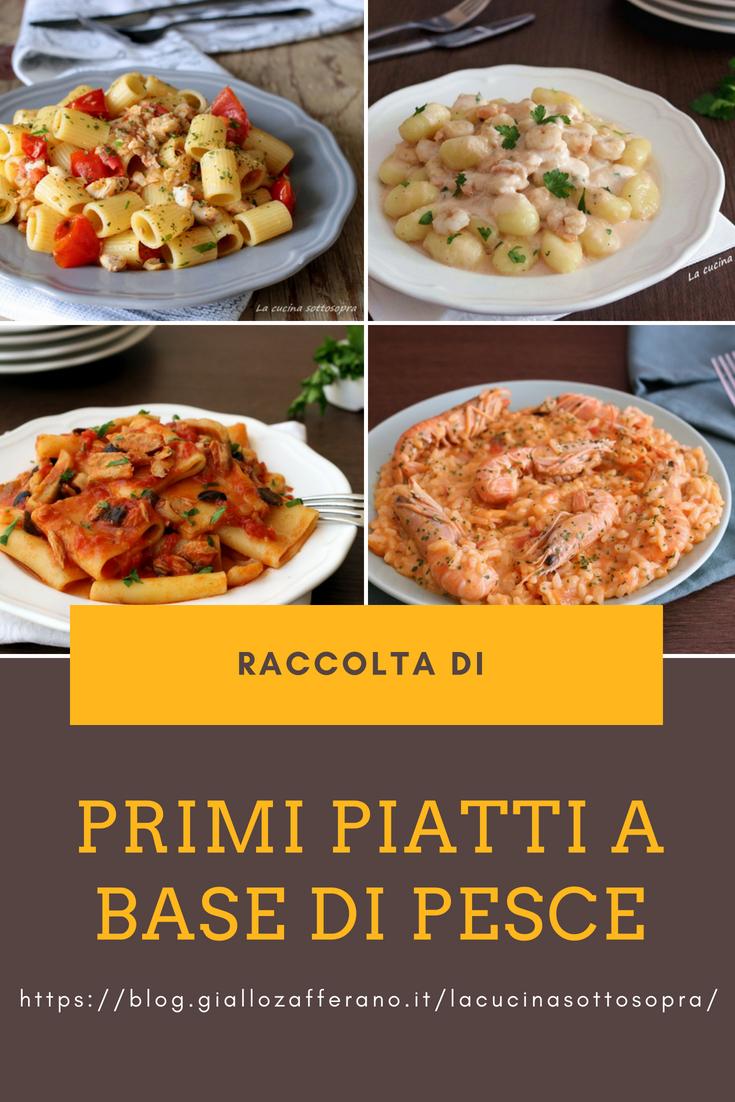 Primi piatti di pesce raccolta di ricette per tutte le for Primi piatti pesce