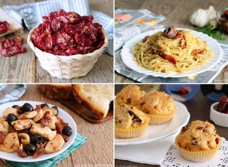 Ricette con pomodori secchi – raccolta di ricette