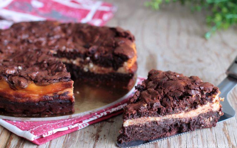 Torta al cioccolato e ricotta senza farina