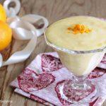 Crema pasticcera all'arancia con Bimby e senza Bimby