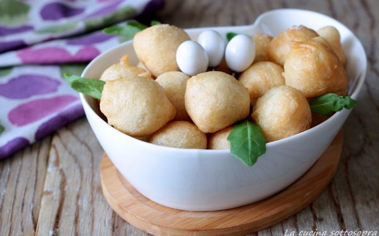 Pettole salate pugliesi o popizze
