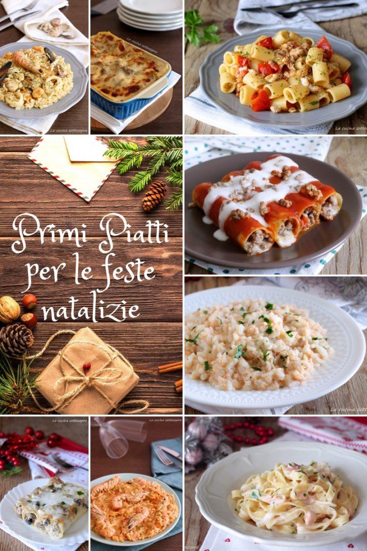 primi piatti per Natale 30 ricette