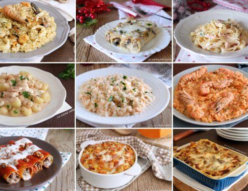 Primi piatti per Natale – oltre 30 ricette facili e gustose
