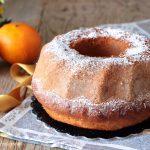 Ciambella ricotta e arancia - senza burro