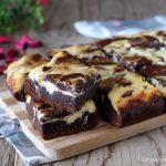 brownies cheesecake originale