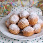 castagnole di Carnevale di Iginio Massari ricetta