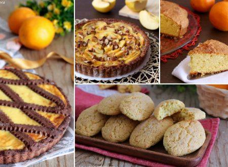 Dolci con arance – 25 ricette facili e golose