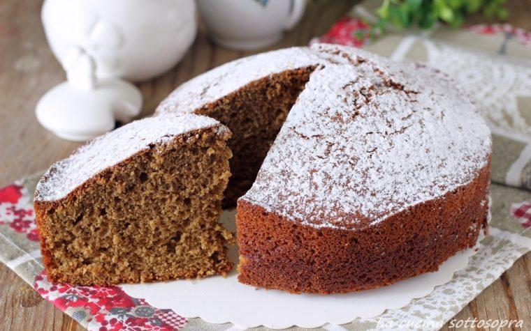 Torta caffellatte sofficissima e senza burro