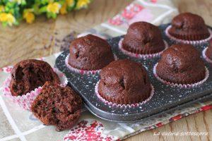 muffin al cioccolato senza burro di nigella lawson
