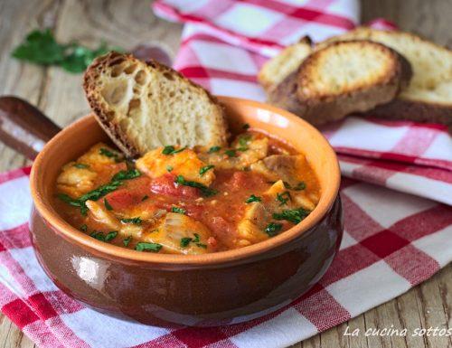 Zuppa di merluzzo