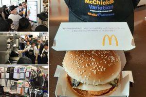 Una foodblogger dietro le quinte delle cucine di McDonald's