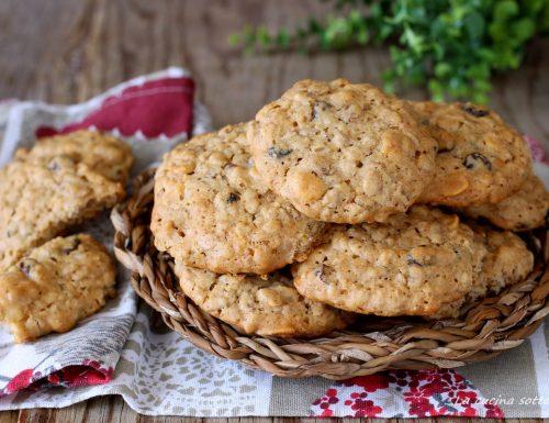Biscotti al muesli – senza burro e latte