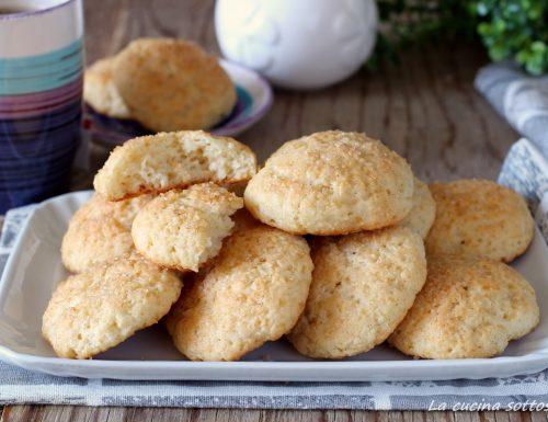 Biscotti allo yogurt – facilissimi e senza burro