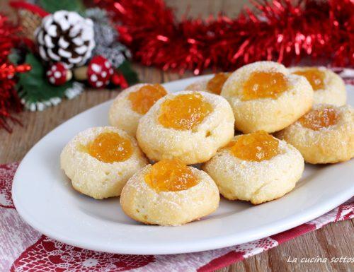 Biscotti all'arancia morbidi – senza burro e uova