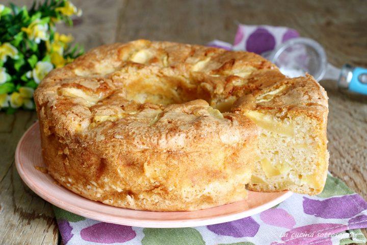 torta di mele antica