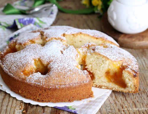 Crostata morbida alla marmellata – con e senza Bimby