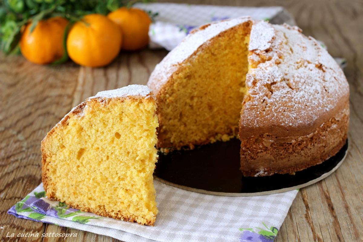torta ai mandarini bimby