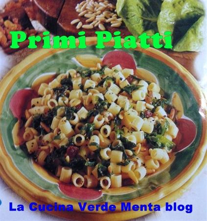 Farfalle con verdure la cucina verde menta - La cucina verde ...