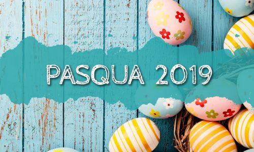 Buona Pasqua a tutti i visitatori del blog!