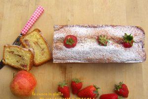 Plumcake mela-fragola